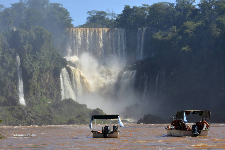 Puerto Iguazú e Misiones