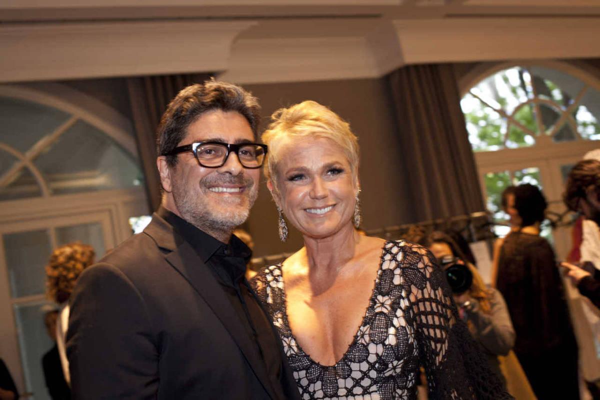 F5 - Celebridades - Junno Andrade e Xuxa anunciam 'nova ...