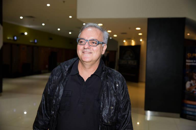 """O diretor-geral de """"Deus Salve o Rei"""", Luciano Sabino"""
