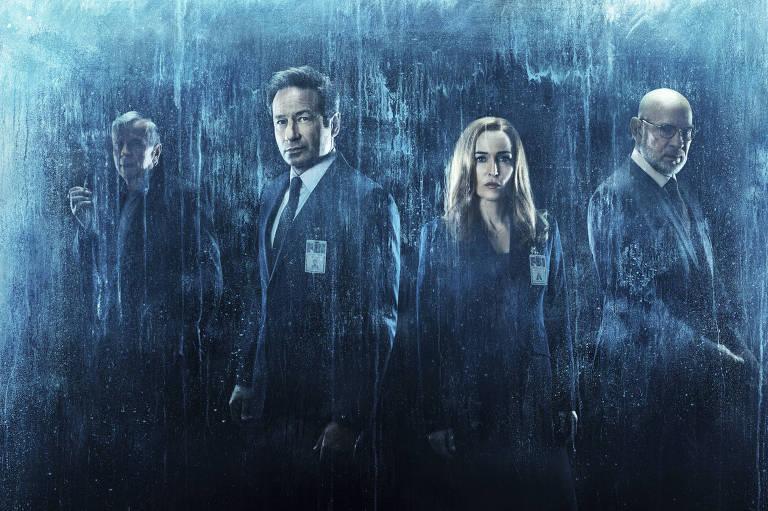 'Arquivo X' - 11ª temporada