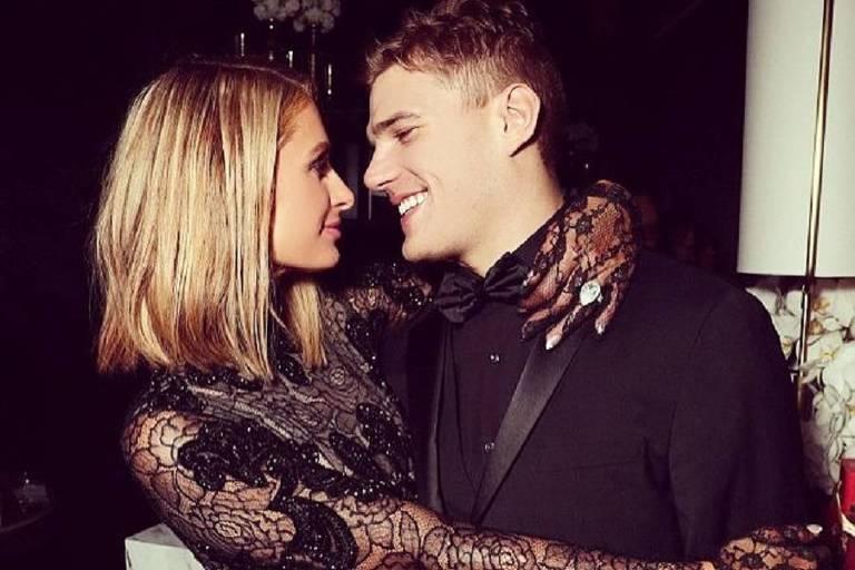 Paris Hilton e Chris Zylka