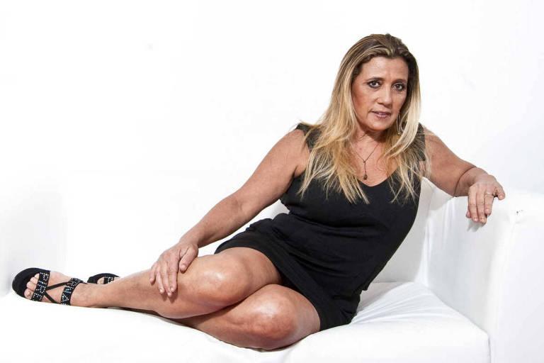 A ex-chacrete Rita Cadillac