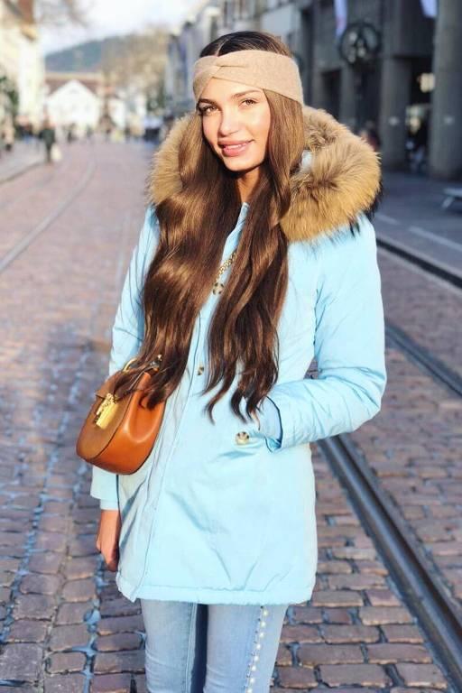 Giuliana Farfalla, a primeira modelo trans a estampar a capa da Playboy da Alemanha