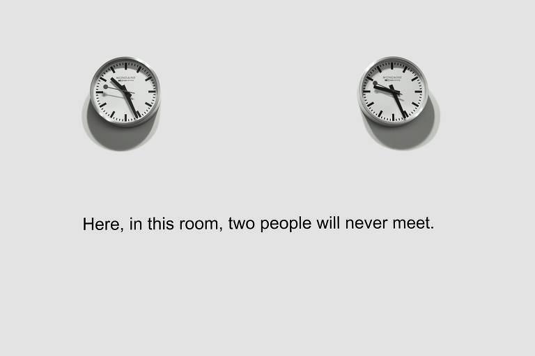 Exposição 'Matriz do Tempo' no MAC