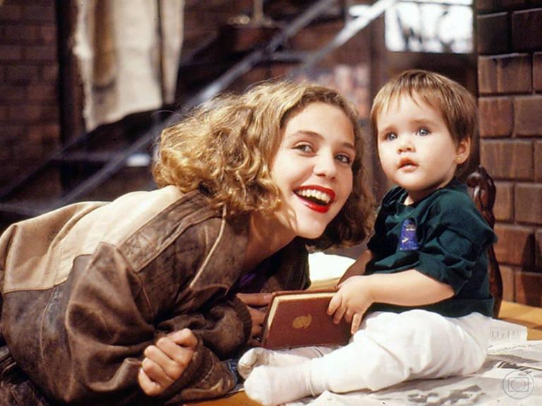 Novela Bebê a Bordo