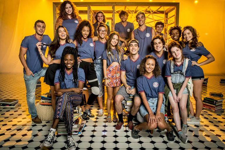 Elenco de 'Malhação: Vidas Brasileiras'