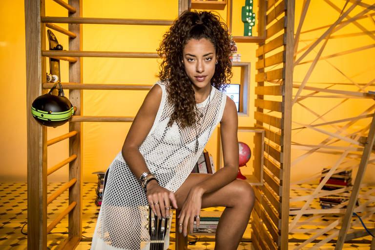 Malhação: Vidas Brasileiras - Jade ( Yara Charry )