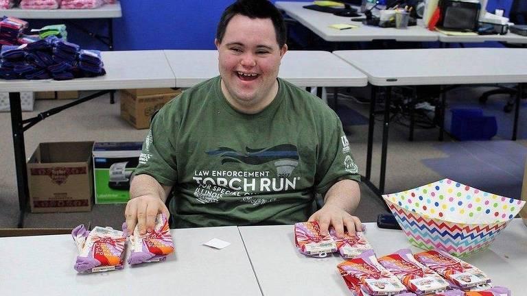 O empresário com síndrome de Down que criou um negócio milionário