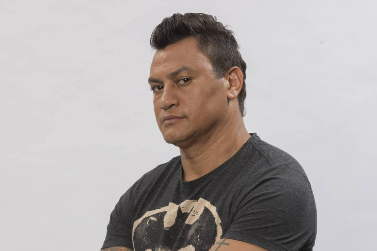 O ex-boxeador e empresário Acelino Popó Freitas