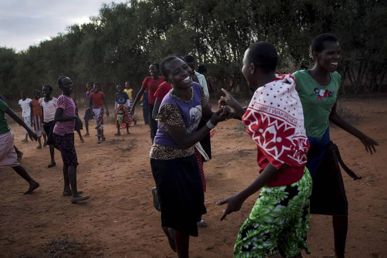 Ativismo contra a mutilação genital