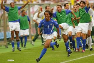 Copa: Jogo, Brasil e Ingalterra