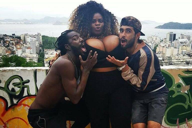 """Jojo Todynho grava participação em """"A Força do Querer"""""""
