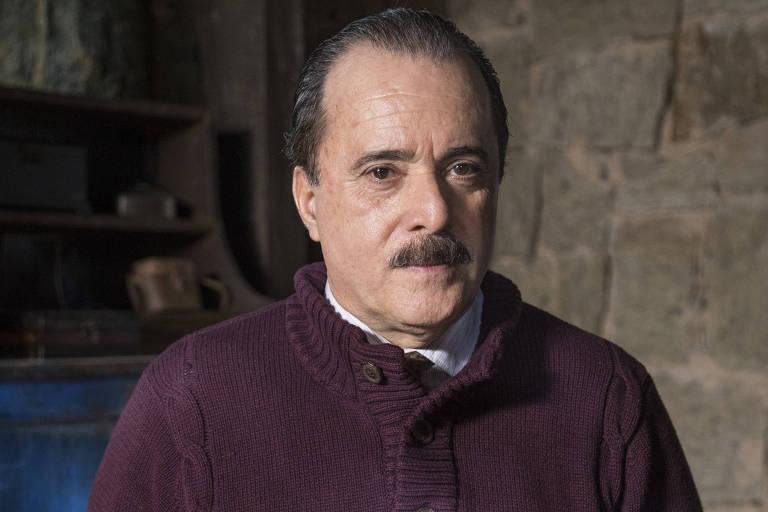 José Augusto (Tony Ramos) em 'Tempo de Amar'