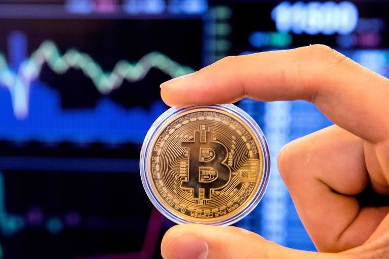 A história do bitcoin