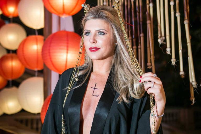 Iris Stefanelli participou do 'Big Brother Brasil' em 2007