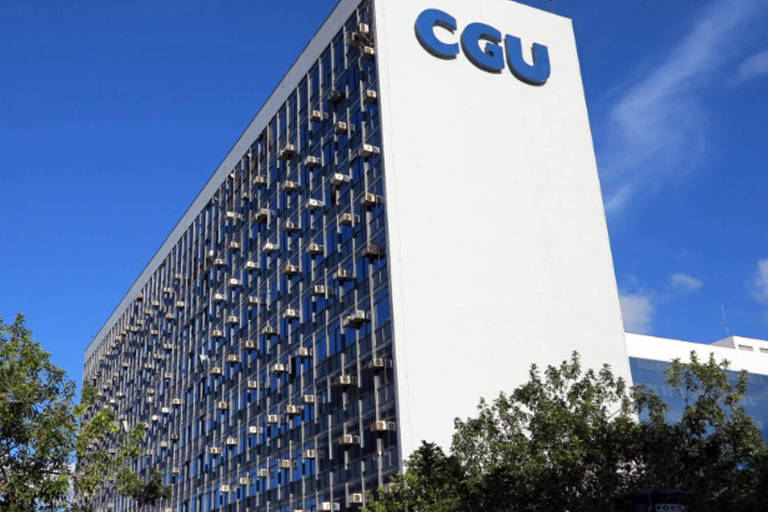 Prédio da CGU em Brasilia