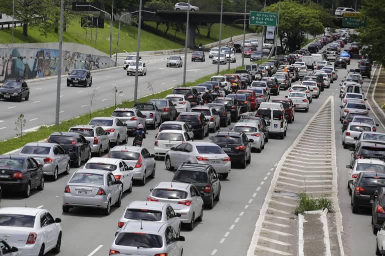 Greve dos metroviários em São Paulo