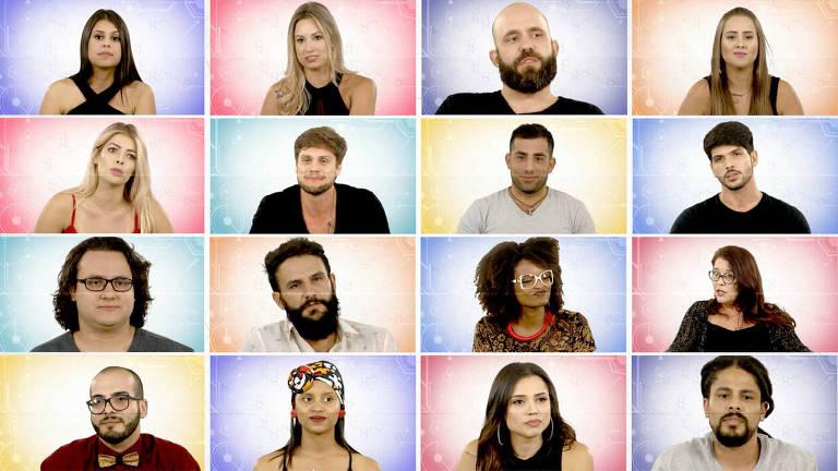 Participantes do 'BBB 18'