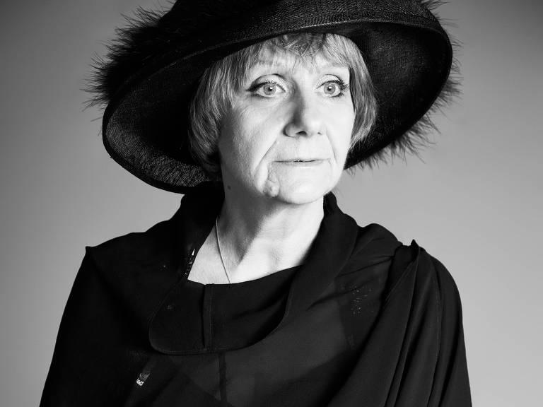 A escritora Liudmila Petruchevskaia