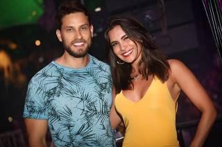 Recordquer casal ex-'BBB' em realityda emissora
