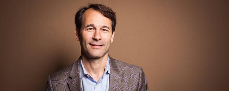 Bruce Usher, professor de Columbia Patricia Stavis/Folhapress