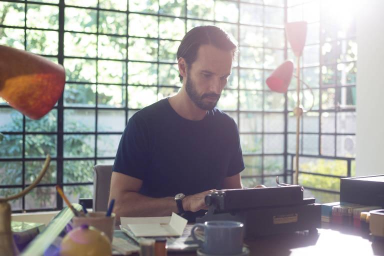 Rodrigo Santoro em 'Un Traductor