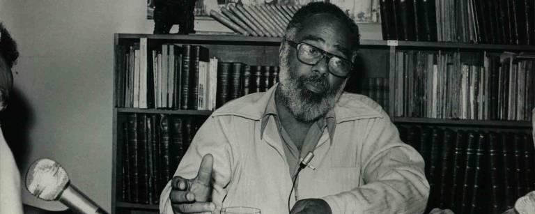 Abdias Nascimento Folhapress