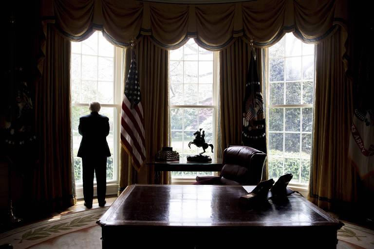 Primeiro ano do governo Trump