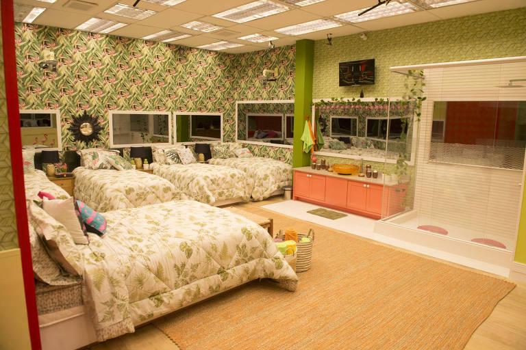 Quarto Tropical do 'Big Brother Brasil 18'