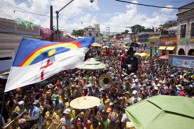 Carnaval Recife e Olinda (PE)