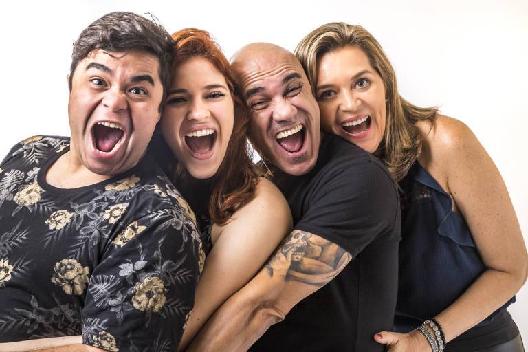 Família Lima do 'BBB 18'