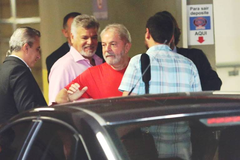 Julgamento do ex-presidente Lula
