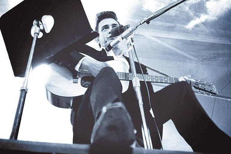 Johnny Cash e a prisão de Folsom