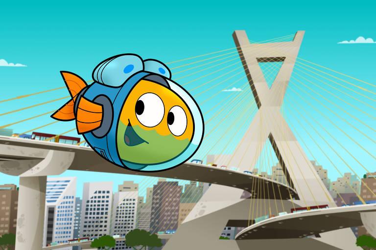 F5 Televisão Produção De Desenhos Animados Cresce No