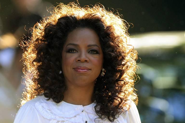 Veja retratos de Oprah Winfrey
