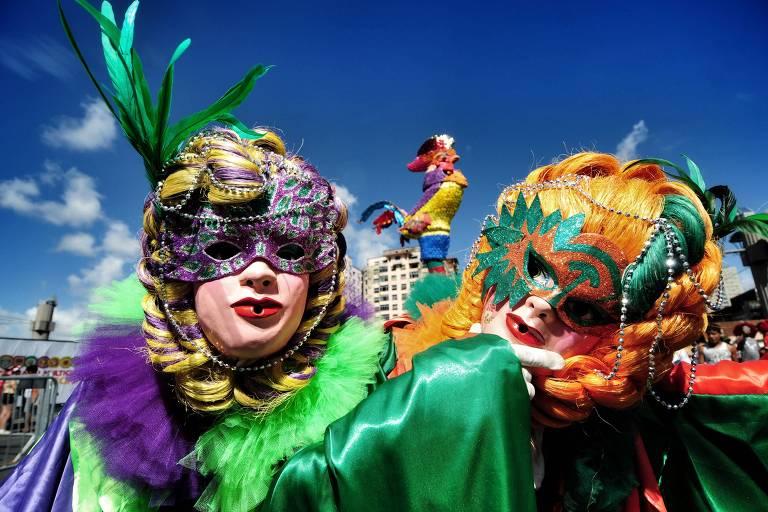 Viaja SP - Frevo e do maracatu gritam alto nas ruas e ladeiras de Recife e Olinda