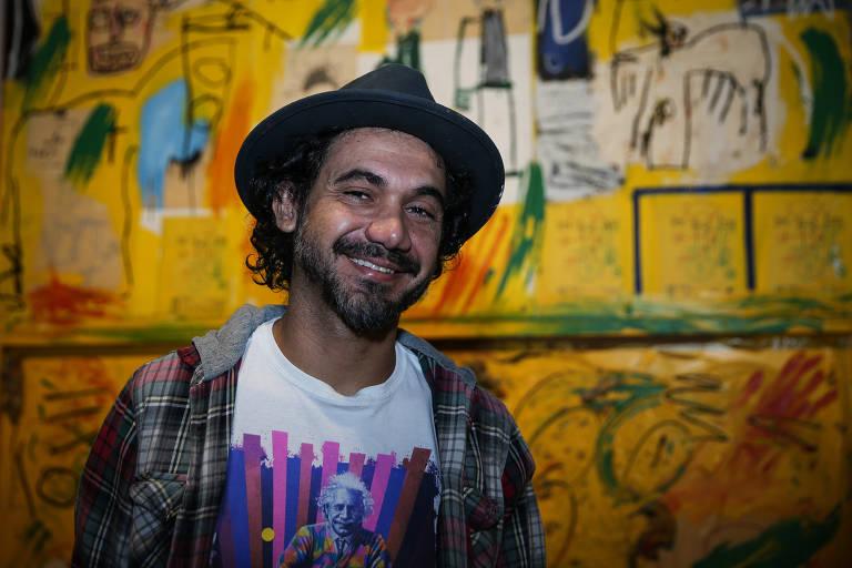 Jean-Michel Basquiat no CCBB