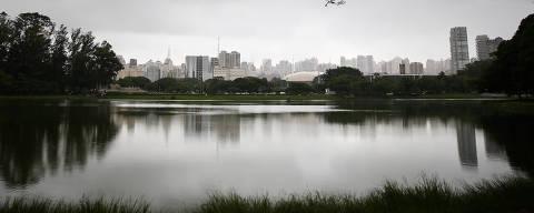 SÃO PAULO, SP, BRASIL, 26.01.2018 - Parque Ibirapuera, na zona sul de São Paulo, que será concedido à iniciativa privada. (Foto: Zanone Fraissat/Folhapress)