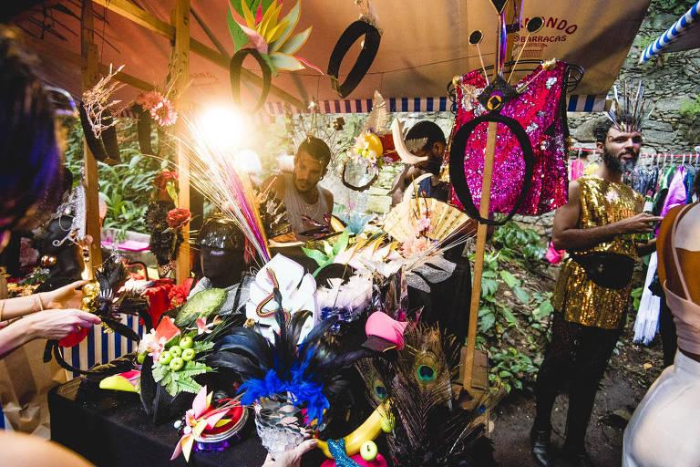 Feiras de Carnaval