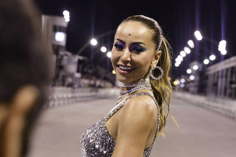 Sabrina Sato será a Rainha da Gaviões da Fiel no Carnaval 2018