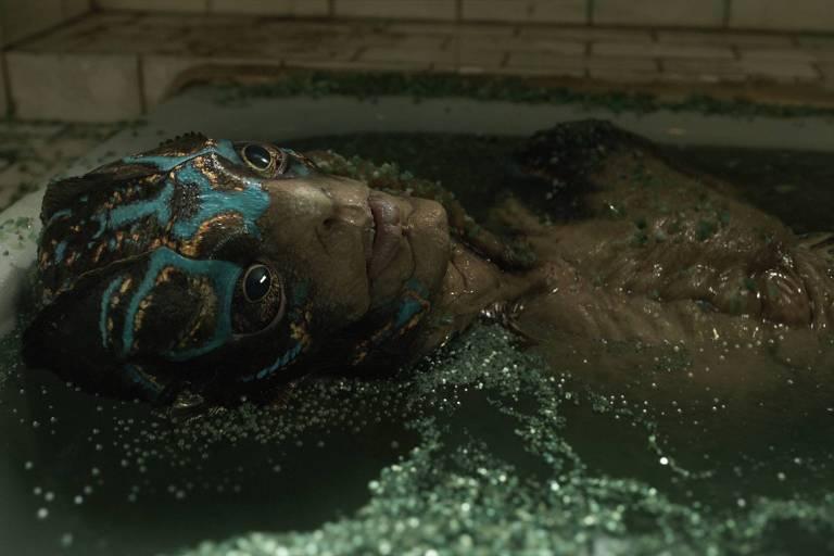 Cena do filme 'A Forma da Água