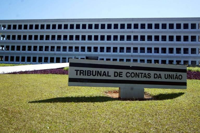 Prédio do TCU em Brasília