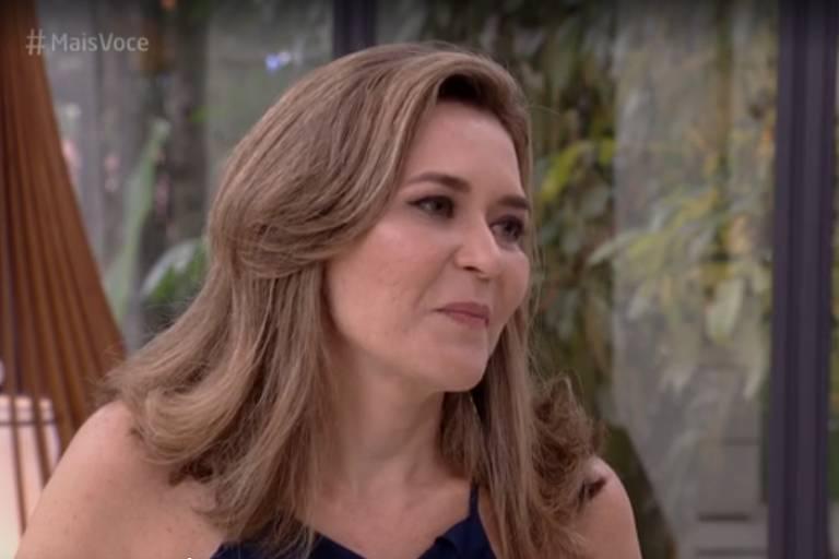 """Eva participa do """"Mais Você"""" após ser eliminada do """"BBB 18"""""""