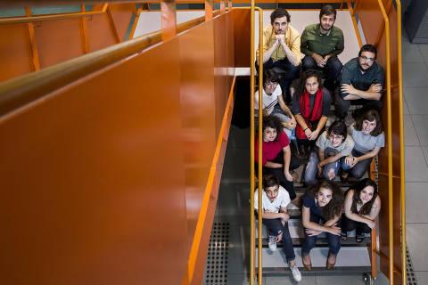 SAO PAULO - SP - BRASIL, 02-10-2017, 16h00: TURMA DE TRAINEES DE IMAGEM. Rettato dos 11 trainees da editoria de Imagem.  (Foto: Adriano Vizoni/Folhapress, ESPECIAIS) ***EXCLUSIVO FSP***