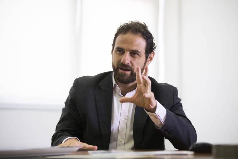 Secretários Caio Megale e Paulo Uebel