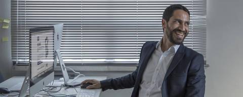 RIO DE JANEIRO, RJ - 04 AGOSTO: Ronaldo Lemos, diretor executivo do Instituto de Tecnologia e Sociedade, ITS, posa para foto no Rio de Janeiro, em 04 de agosto de 2017. (Foto: Renato Stockler)******PREMIO EMPREENDEDOR SOCIAL 2017******