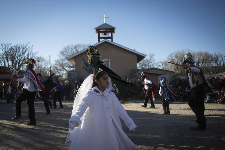 Descendentes no Novo México