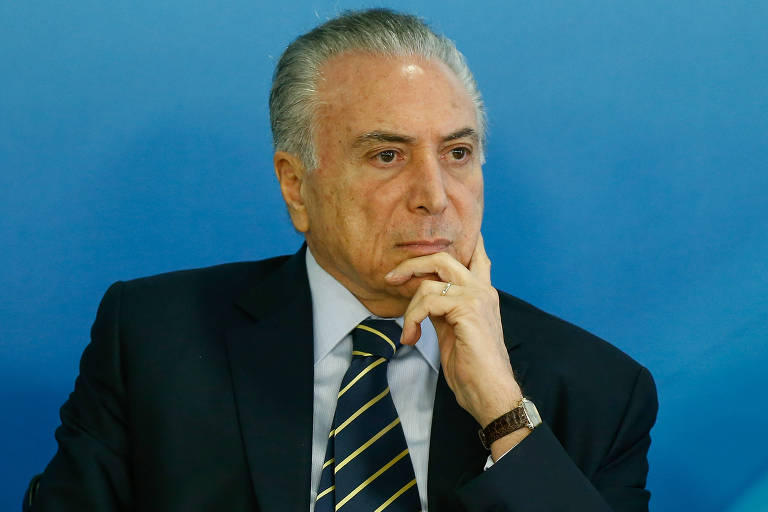 <strong>Michel Temer</strong>
