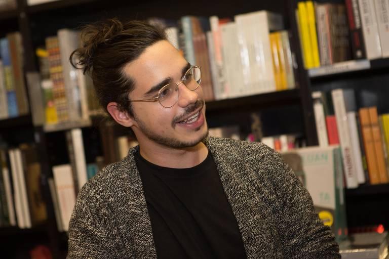 O escritor João Doederlein