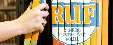 Sao Paulo, SP, BRASIL, 28-08-2014 18h14.Peoducao para ilustrar cadernos sobre o Ranking Universitario FOLHA. O RUF(Foto  Eduardo Knapp/Folhapress. ESPECIAIS)